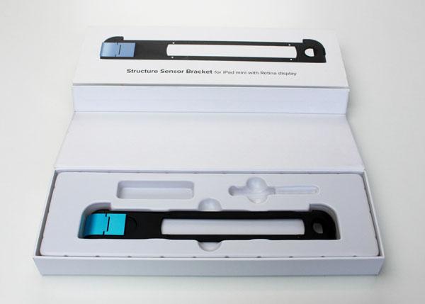 - bracket box - Structure Sensor 3D scanner review – The Gadgeteer