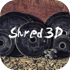 the Shred3D app icon