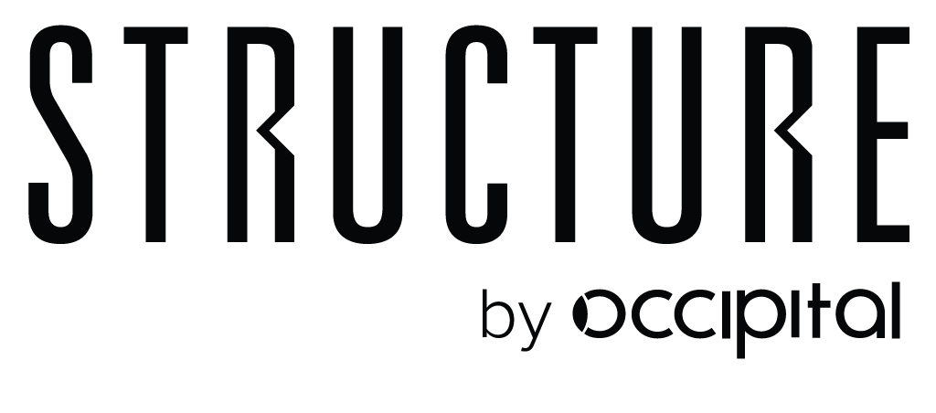 Structure by Occipital logo